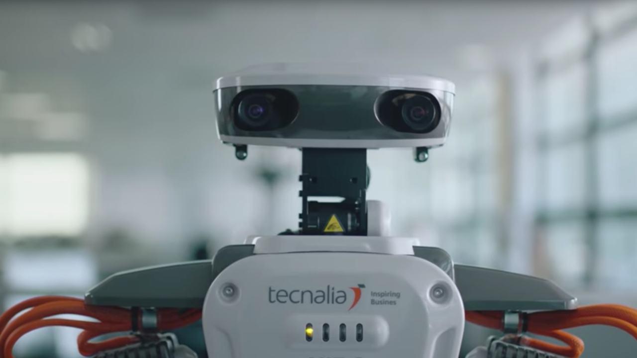 An image of a robot