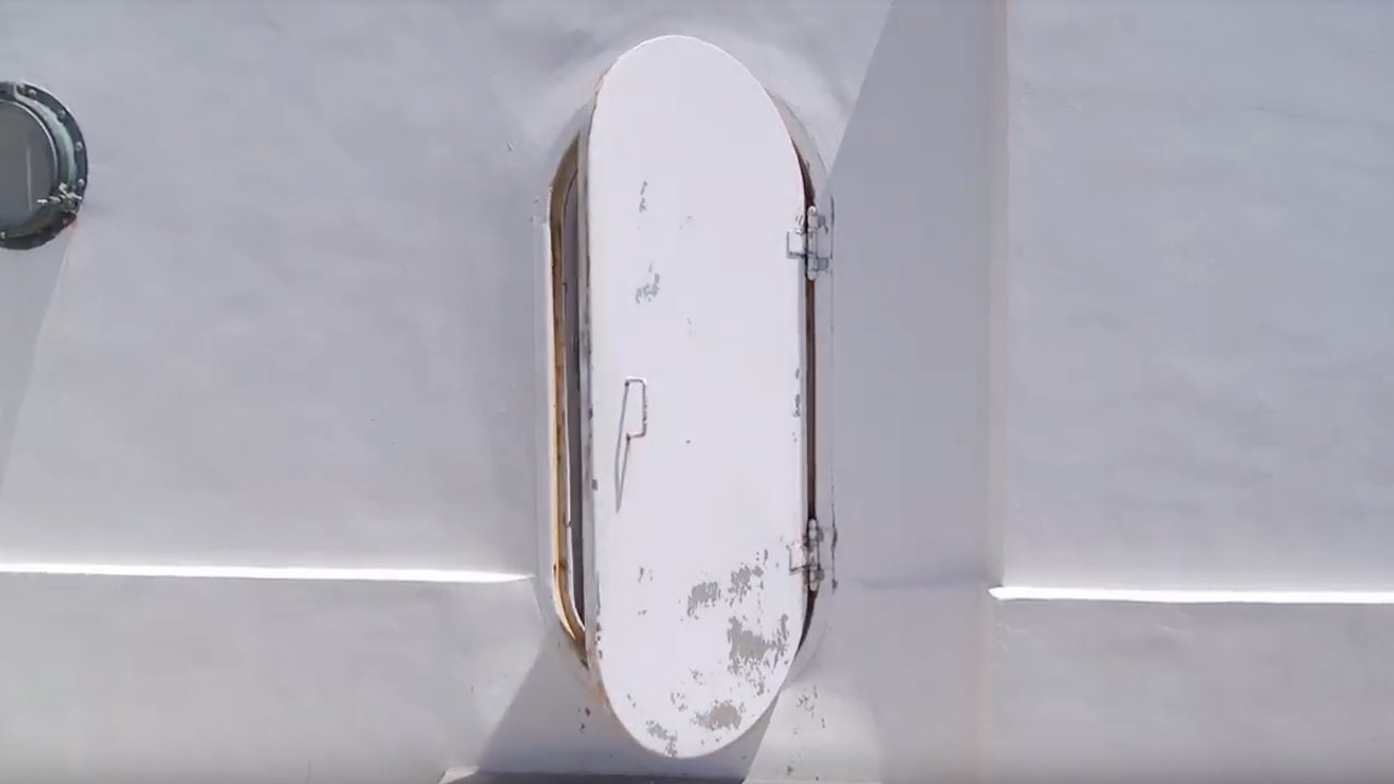 A picture of a door